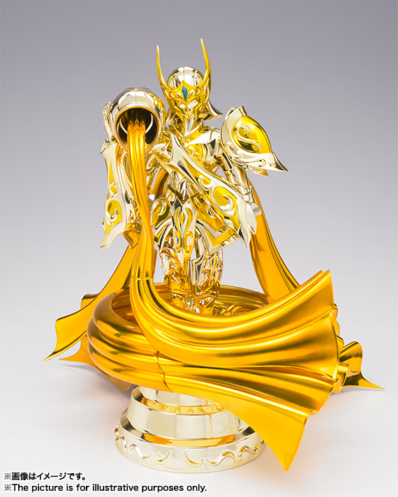 aquarius - soul of gold - 2