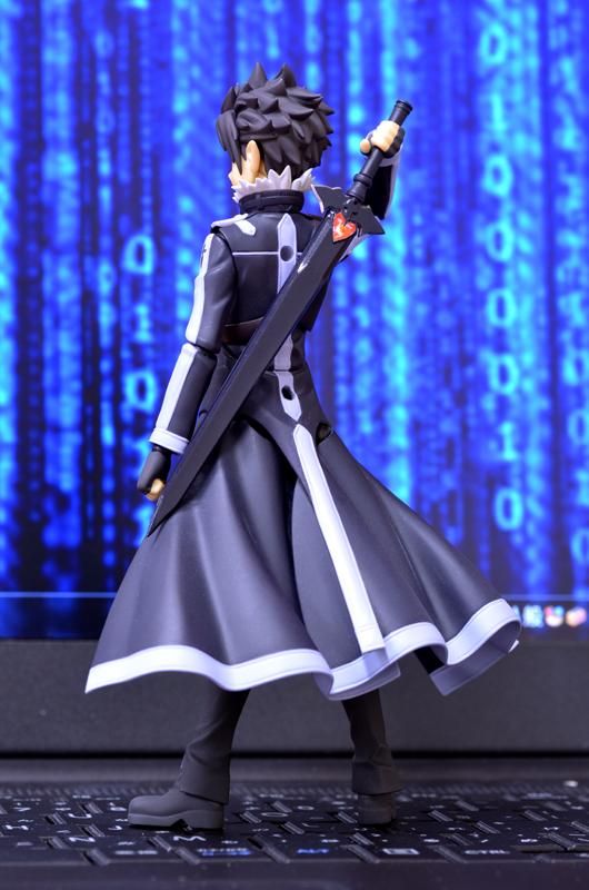 figma Kirito ALO - Sword Art Online - Max Factory pics 03