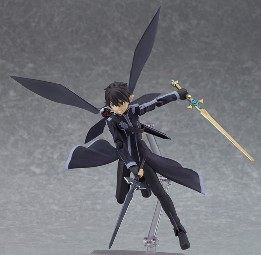 figma Kirito ALO - Sword Art Online - Max Factory pics 05