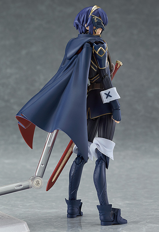 figma Lucina Fire Emblem Max Factory rerelease 04