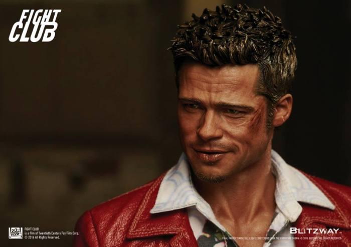 """[Blitzway] Fight Club - Tyler Durden """"Red Jacket Ver."""" 1/6 12931247_1169402106428113_1010213747849545890_n"""