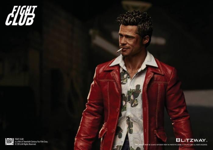 """[Blitzway] Fight Club - Tyler Durden """"Red Jacket Ver."""" 1/6 12938158_1169402046428119_3478335976440285084_n"""