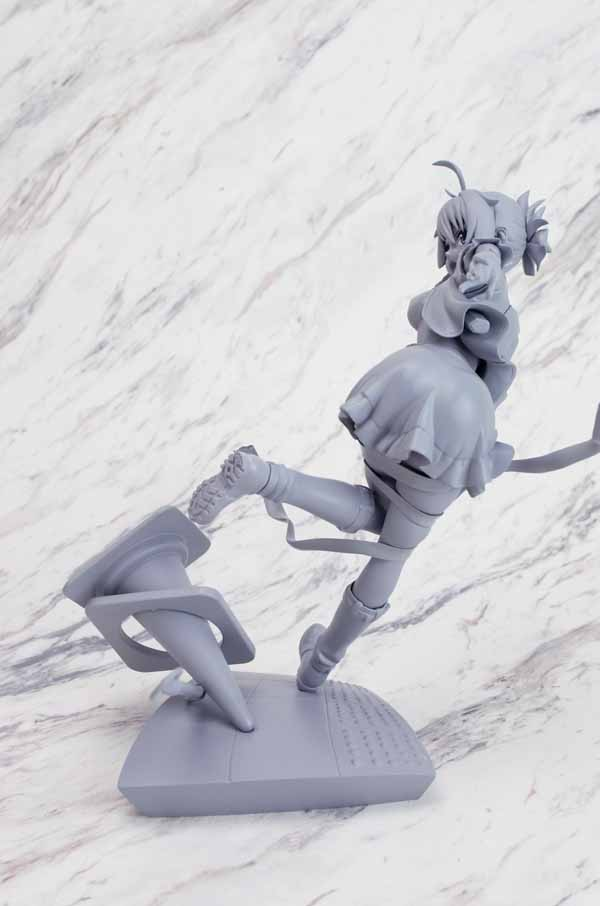 Aoi Sakurai - Rail Wars - Broccoli prototype 02