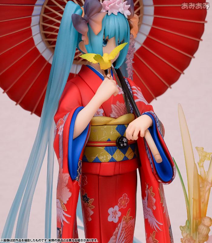 Miku Hatsune Hanairogoromo Stronger photogallery 27