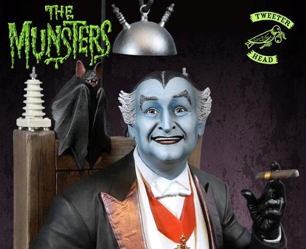 Munsters-Tweeterhead-Grandpa-Munster-Statue-004