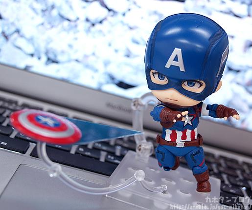 Nendoroid Captain America - Avengers - Good Smile Company gallery 05