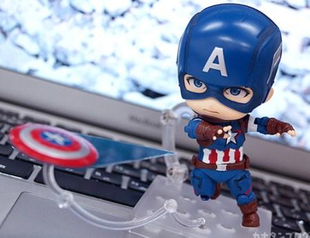 Nendoroid Captain America - Avengers - Good Smile Company gallery 20