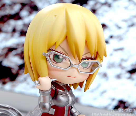 Nendoroid Michelle K Davis Super Movable Edition 03