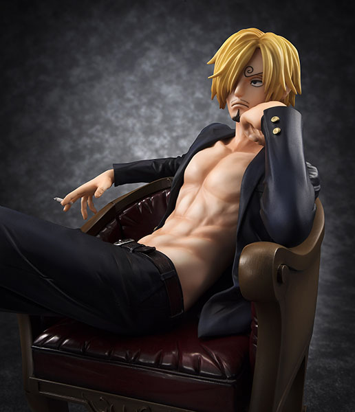Sanji POP One Piece Limited MegaHouse pics 10