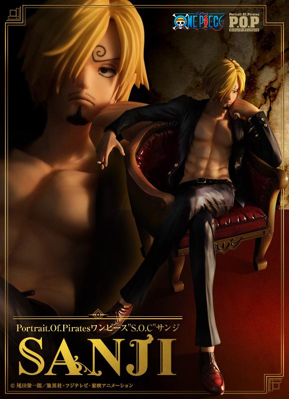 Sanji POP One Piece Limited MegaHouse pics 17