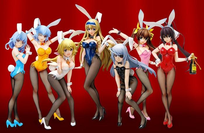 Kanzashi Sarashiki Bunny Ver FREEing pre 06