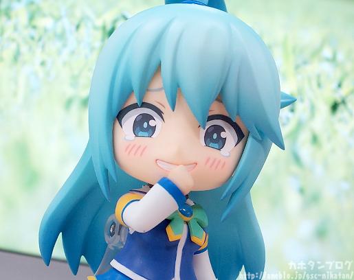 Nendoroid Aqua Good Smile Company preview 05