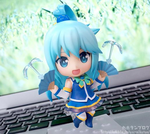 Nendoroid Aqua Good Smile Company preview 08
