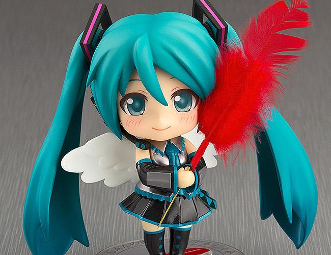 Nendoroid Co-de Miku Red Feather GSC pre 20