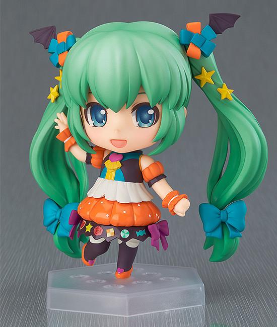 Nendoroid Miku Sweet Pumpkin Co-de GSC preorder 01