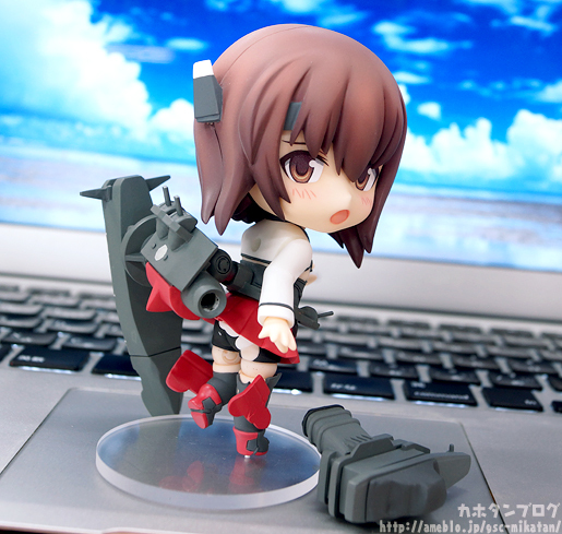 Nendoroid Taiho KanColle preview 08