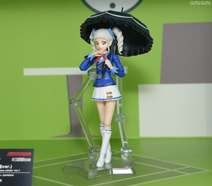Yurika Toda School Uniform ver.