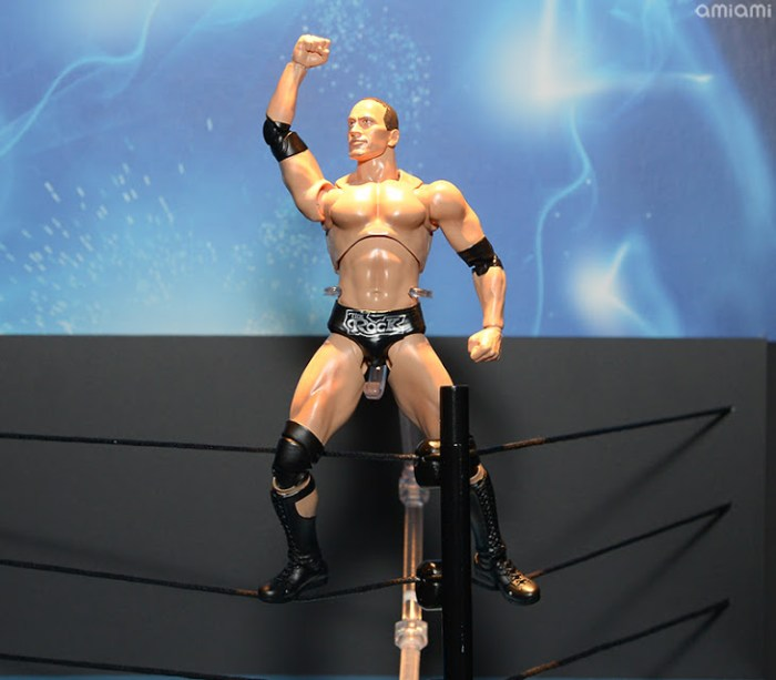 The Rock SH Figuarts