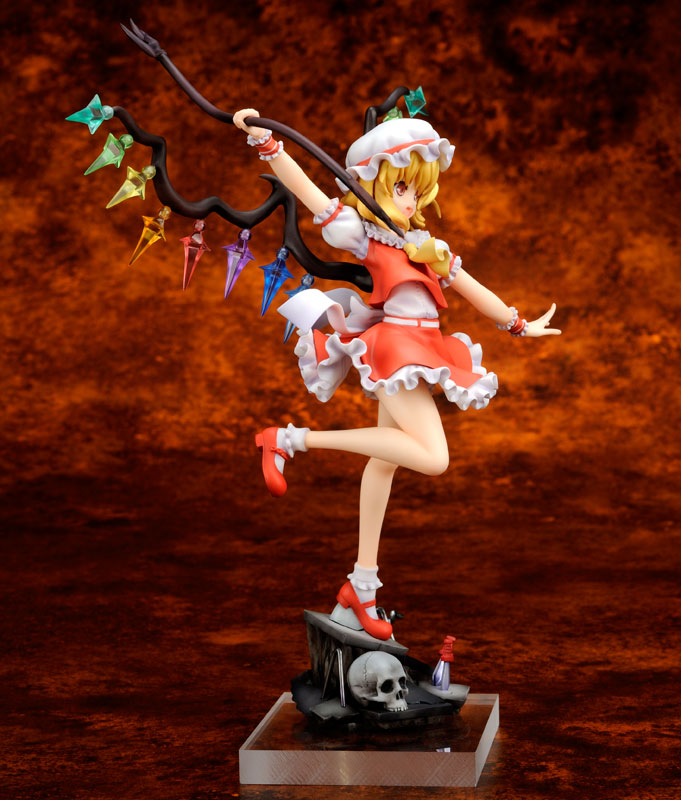 Flandre Scarlet Touhou Project Ques Q rerelease 03
