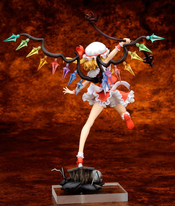 Flandre Scarlet Touhou Project Ques Q rerelease 04