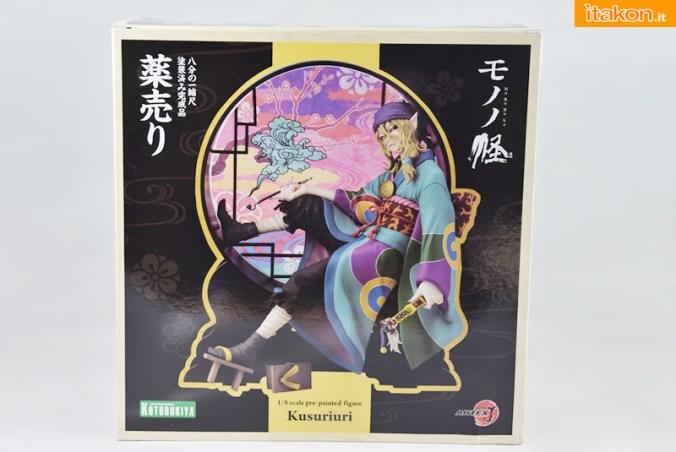 Kusuriuri Mononoke - Recensione - Kotobukiya - Foto 03