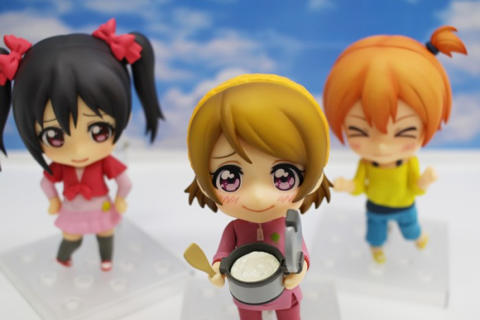 Nendoroid Love Live Training Outfit gallery 07