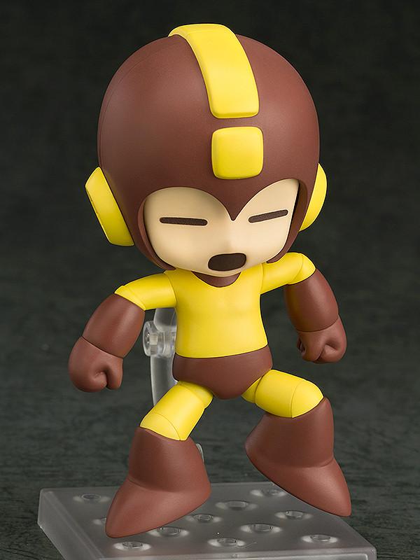 Nendoroid Mega Man Metal Blade GSC pics 04