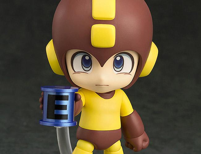 Nendoroid Mega Man Metal Blade GSC pics 20