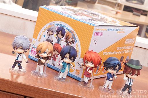 Nendoroid Petit Uta no prince-sama boxed 02