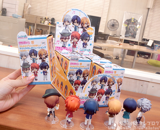 Nendoroid Petit Uta no prince-sama boxed 15