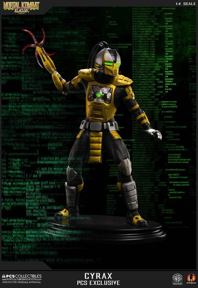 PCS-Mortal-Kombat-Cyrax-EX-Statue-001