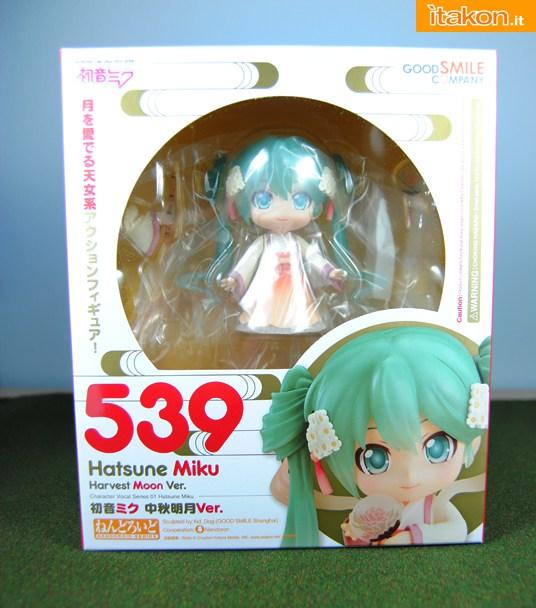 Rubrica AntiBootleg - Miku Hatsuke Harvest Moon Ver Nendoroid  - Foto 05