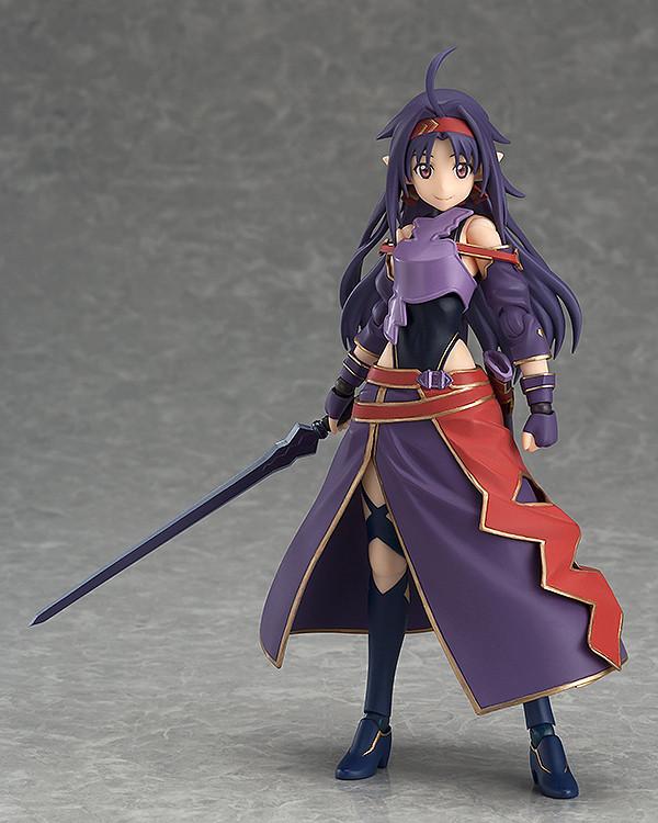 figma Yuuki Sword Art Online Max Factory pre 01