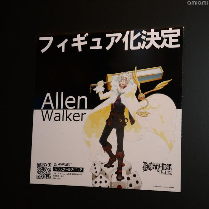 Allen Walker da ''D.Gray-man Hallow''