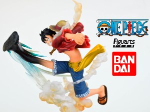 One Piece: Monkey D. Luffy Gomu Gomu no Hawk Whip ver. Figuarts ZERO di Bandai – Recensione