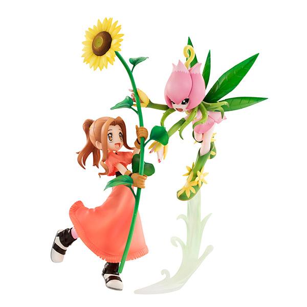 Digimon Adventure - Lilimon - Tachikawa Mimi - GEM - MegaHouse - Foto 02