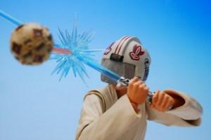 Luke Skywalker SH Figuarts Bandai pics 14