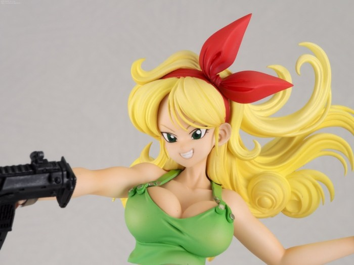 Lunch Dragonball Gals MegaHouse pic 08