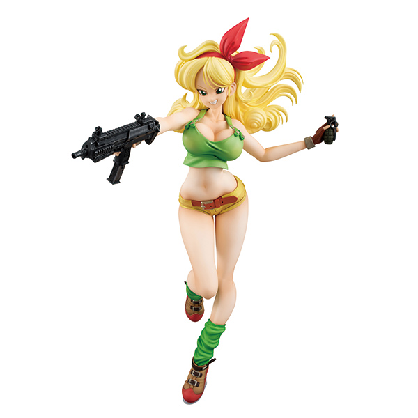 Lunch Dragonball Gals MegaHouse pics 06