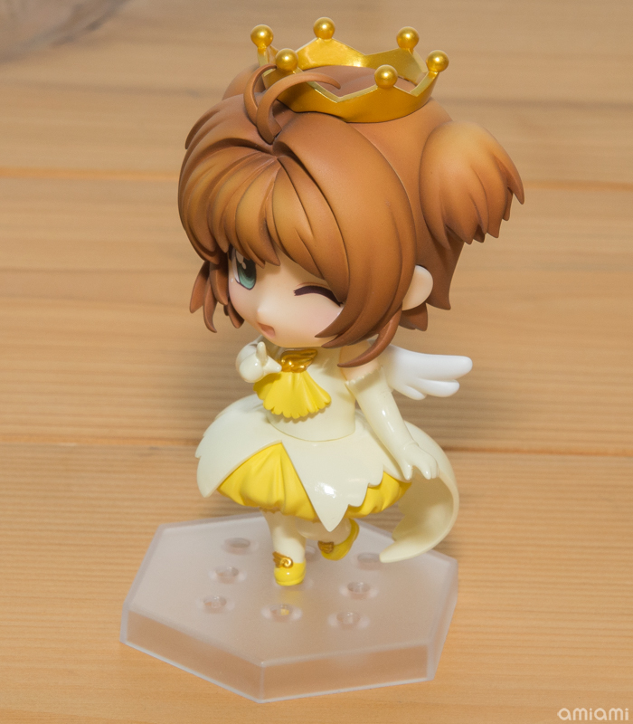 Nendoroid Co-de Sakura Kinomoto Angel Crown gallery 07