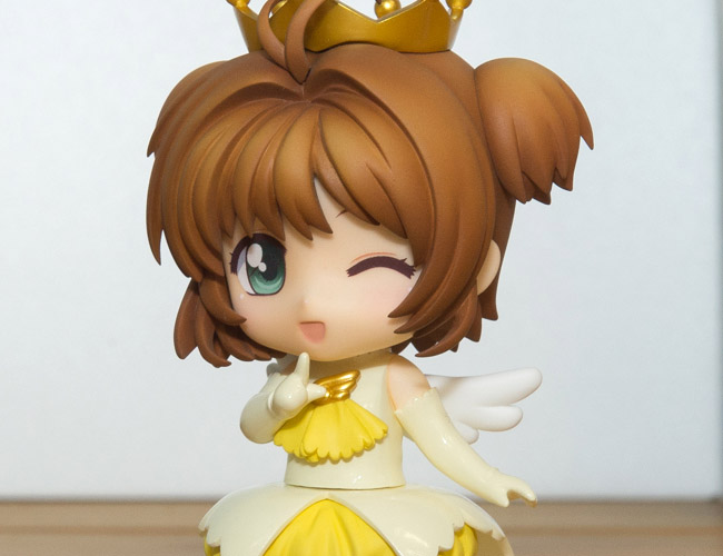 Nendoroid Co-de Sakura Kinomoto Angel Crown gallery 20pg
