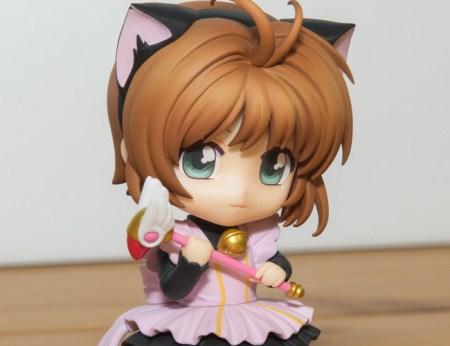 Nendoroid Co-de Sakura Kinomoto Black Cat Maid gallery 20