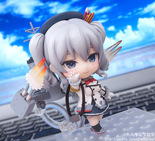 Nendoroid Kashima KanColle GSC pics 03