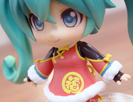 Nendoroid Miku Hatsune Lion Dance GSC preview 05