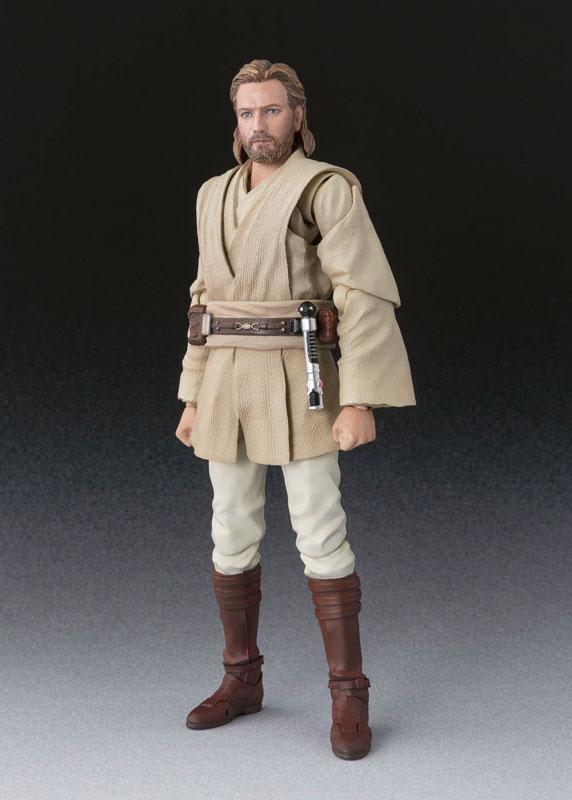 Obi-Wan Kenobi SH Figuarts Star Wars Bandai pre 01