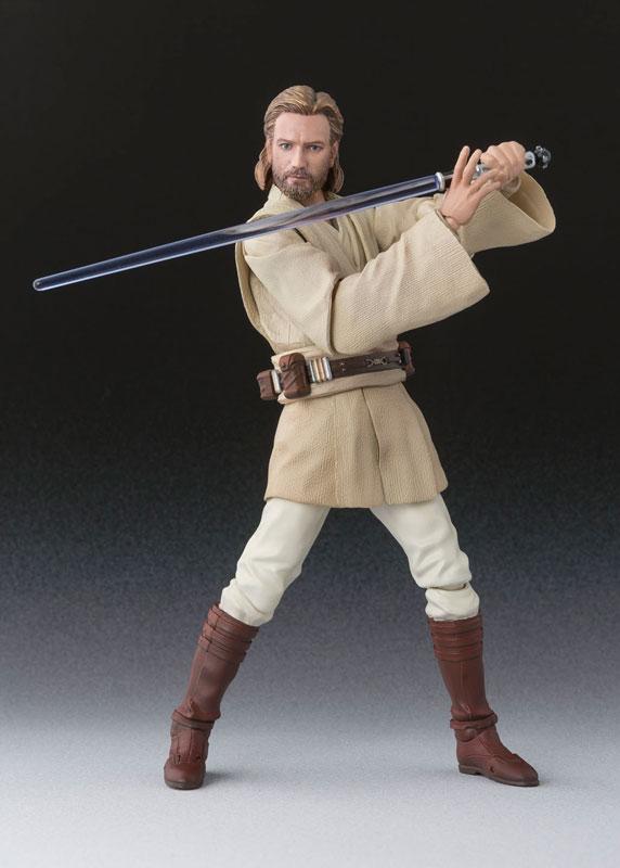 Obi-Wan Kenobi SH Figuarts Star Wars Bandai pre 03