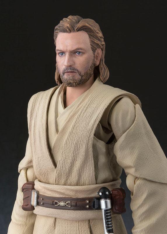 Obi-Wan Kenobi SH Figuarts Star Wars Bandai pre 07