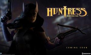 Sideshow-Huntress-Statue-Teaser
