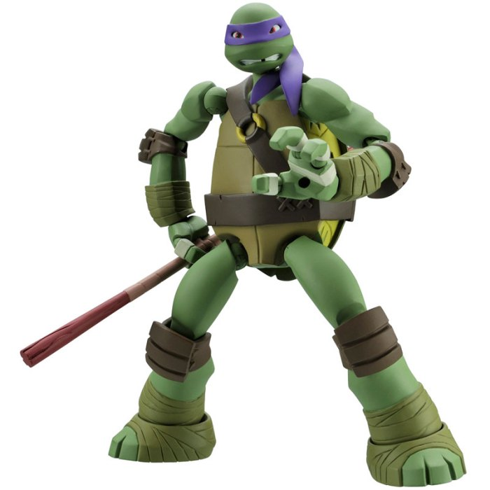 TMNT Revoltech Donatello Kaiyodo Preorder 01