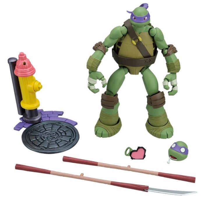 TMNT Revoltech Donatello Kaiyodo Preorder 05